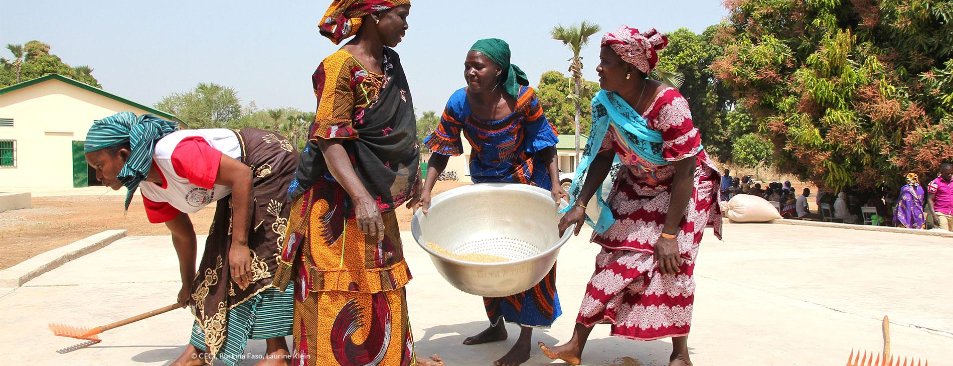 CECI Burkina Faso